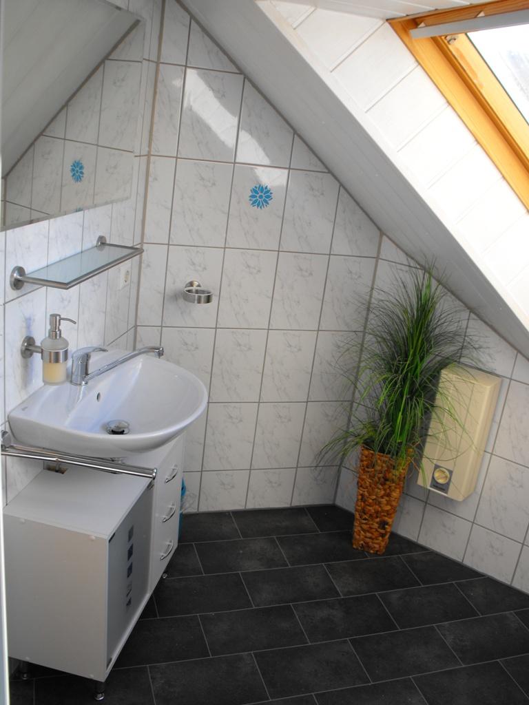 start - ferienwohnung thielen, Badezimmer ideen